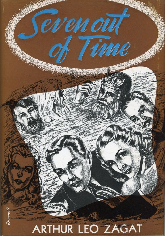 SEVEN OUT OF TIME. Arthur Leo Zagat.