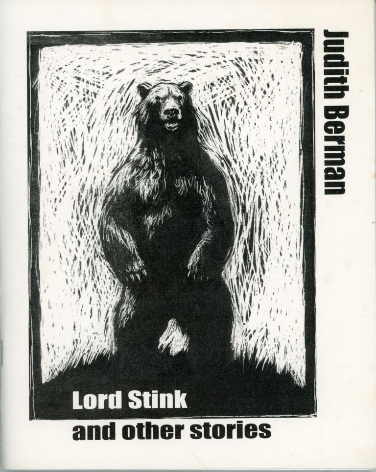 LORD STINK AND OTHER STORIES. Judith Berman.