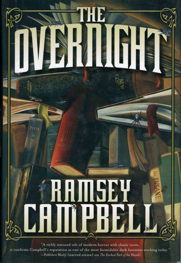 THE OVERNIGHT. Ramsey Campbell.