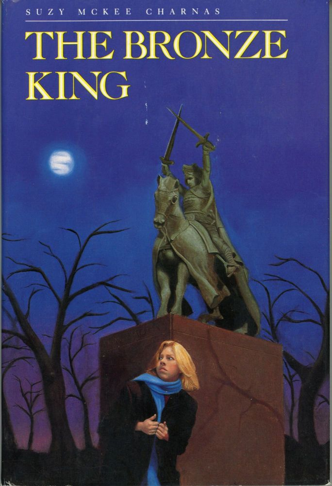 THE BRONZE KING. Suzy McKee Charnas.