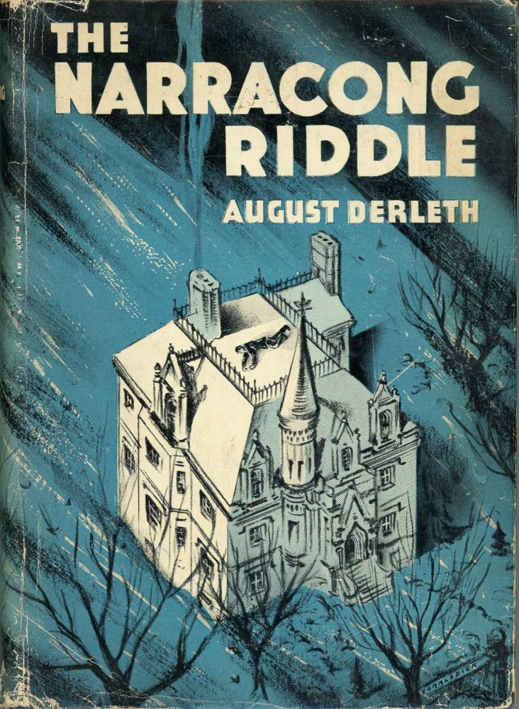 THE NARRACONG RIDDLE. August Derleth.