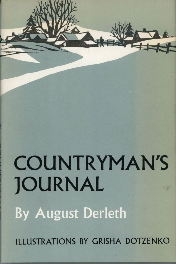 COUNTRYMAN'S JOURNAL. August Derleth.