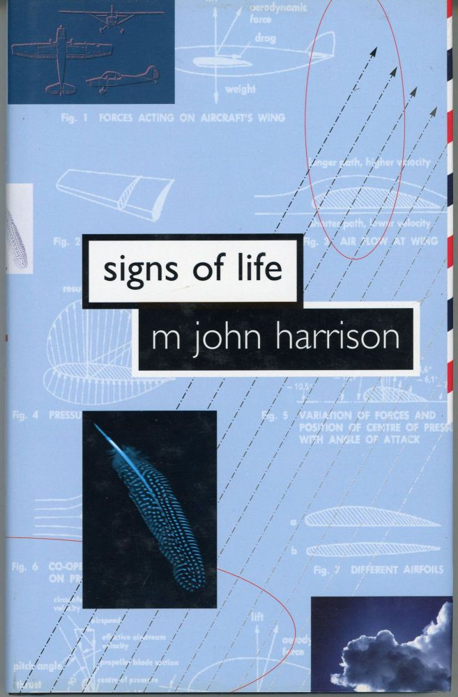 SIGNS OF LIFE. Harrison, John.