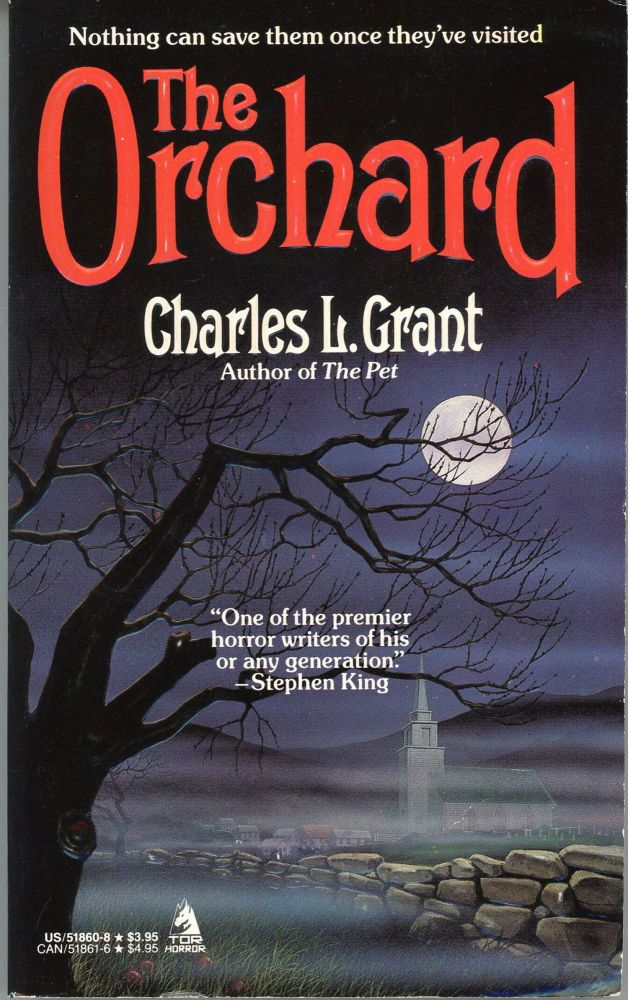 THE ORCHARD. Charles L. Grant.