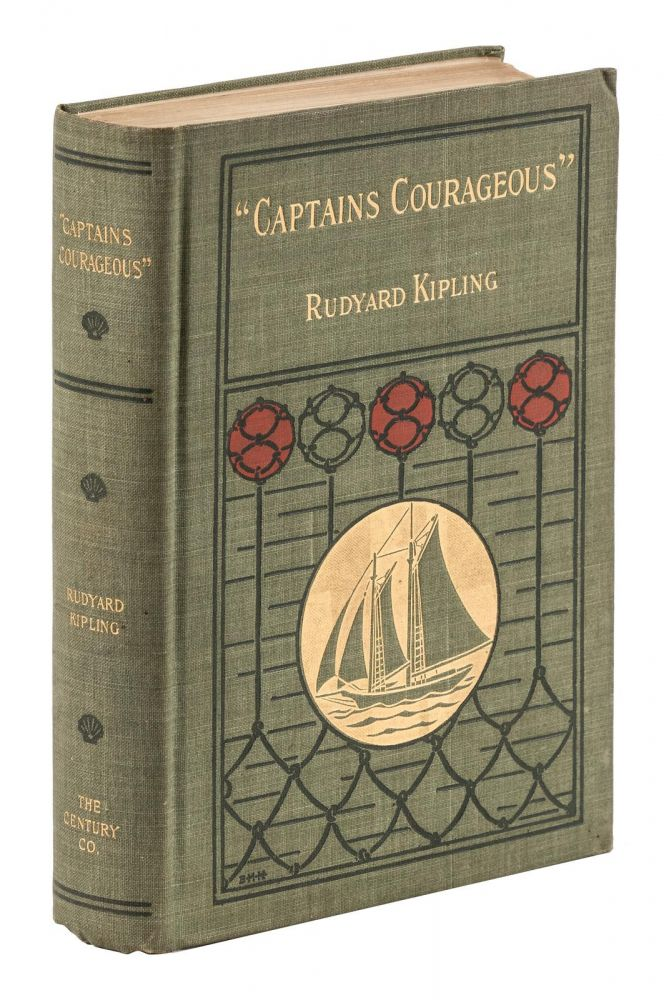CAPTAINS COURAGEOUS: A STORY OF THE GRAND BANKS. Rudyard Kipling.