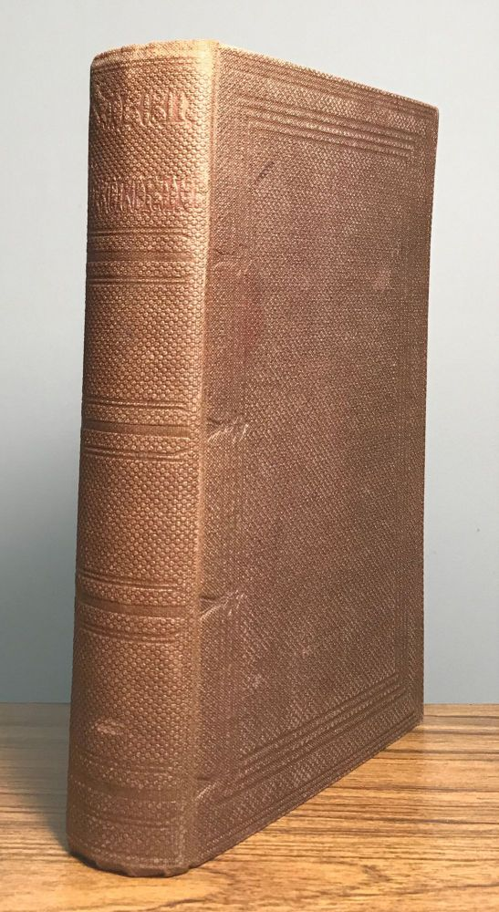 SALEM WITCHCRAFT; COMPRISING MORE WONDERS OF THE INVISIBLE WORLD, COLLECTED BY ROBERT CALEF; AND WONDERS OF THE INVISIBLE WORLD, BY COTTON MATHER: Together With Notes and Explanations by Samuel P. Fowler. Robert Calef, Cotton Mather. Samuel P. Fowler, compiler.