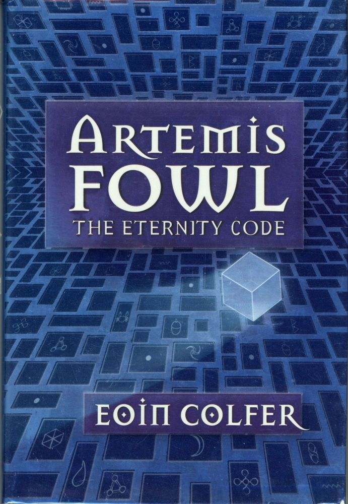 ARTEMIS FOWL: THE ETERNITY CODE. Eoin Colfer.
