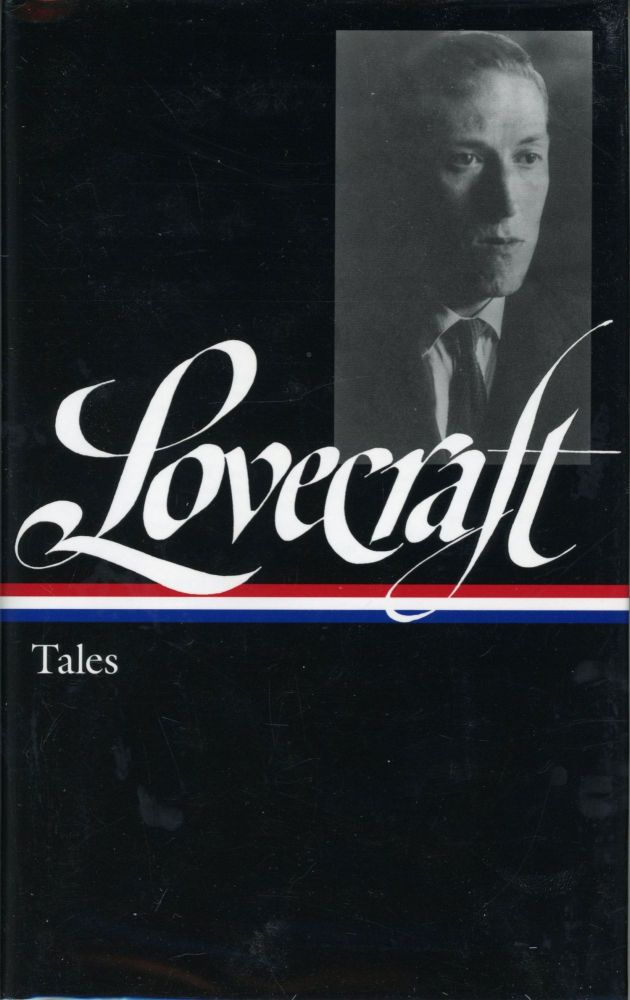 TALES. Lovecraft.