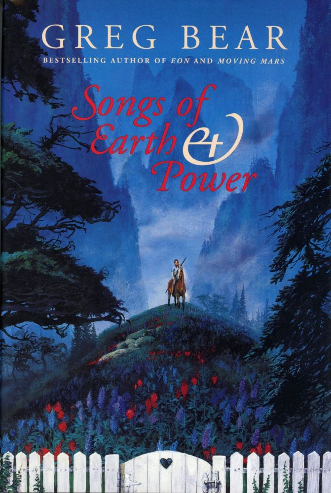 SONGS OF EARTH & POWER: THE INFINITY CONCERTO AND THE SERPENT MAGE. Greg Bear.