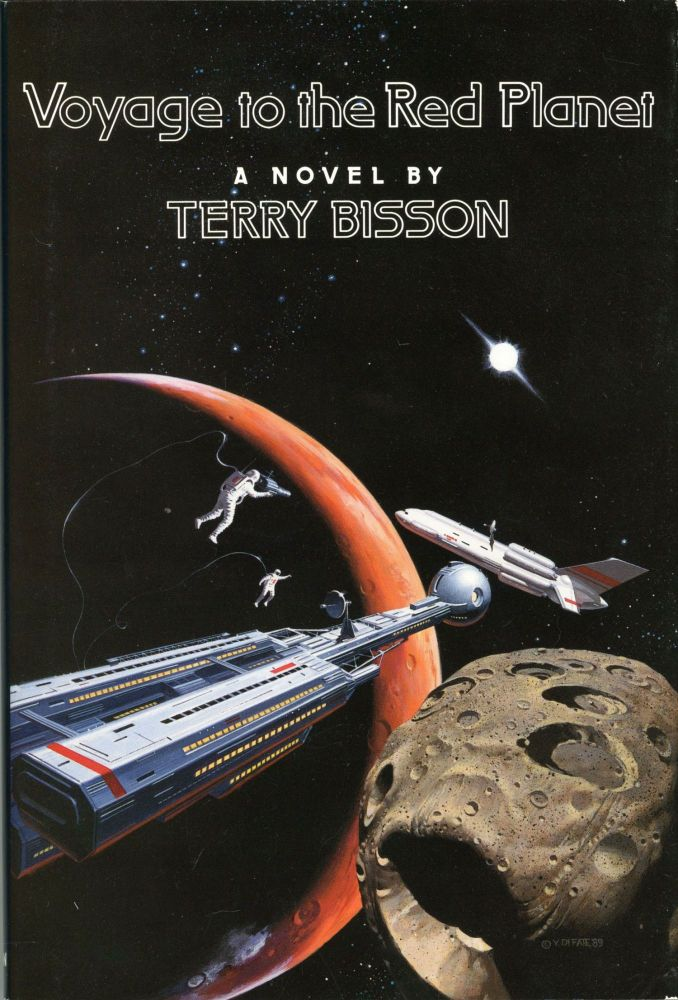 VOYAGE TO THE RED PLANET. Terry Bisson.