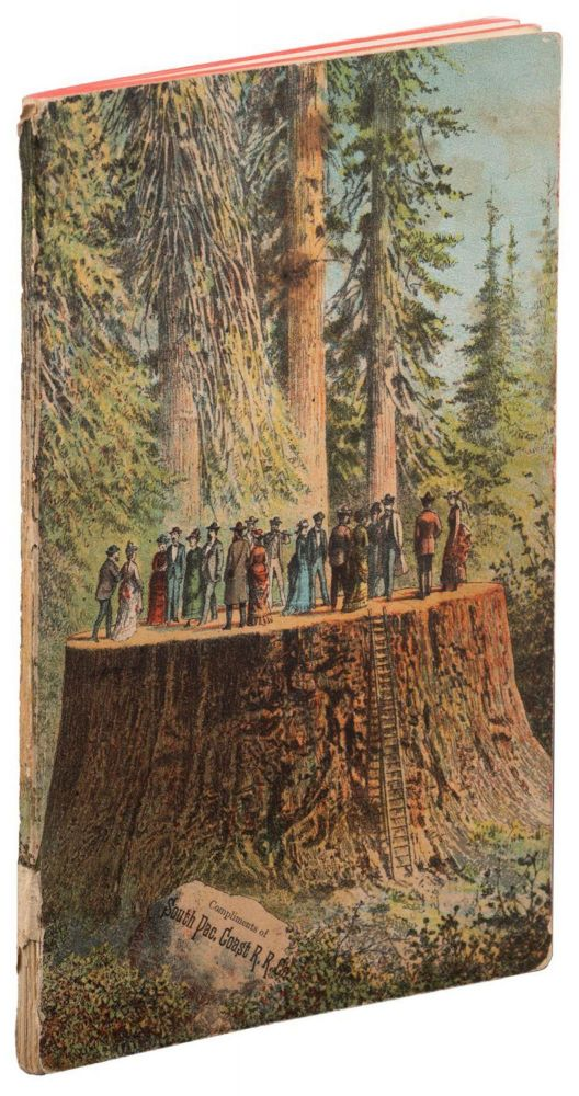 Beauties of California. Copyright 1883, by N. W. Griswold. Including big trees, Yosemite Valley, geysers, Lake Tahoe, Donner Lake, S. F. '49 & '83., etc. NORMAN W. GRISWOLD.