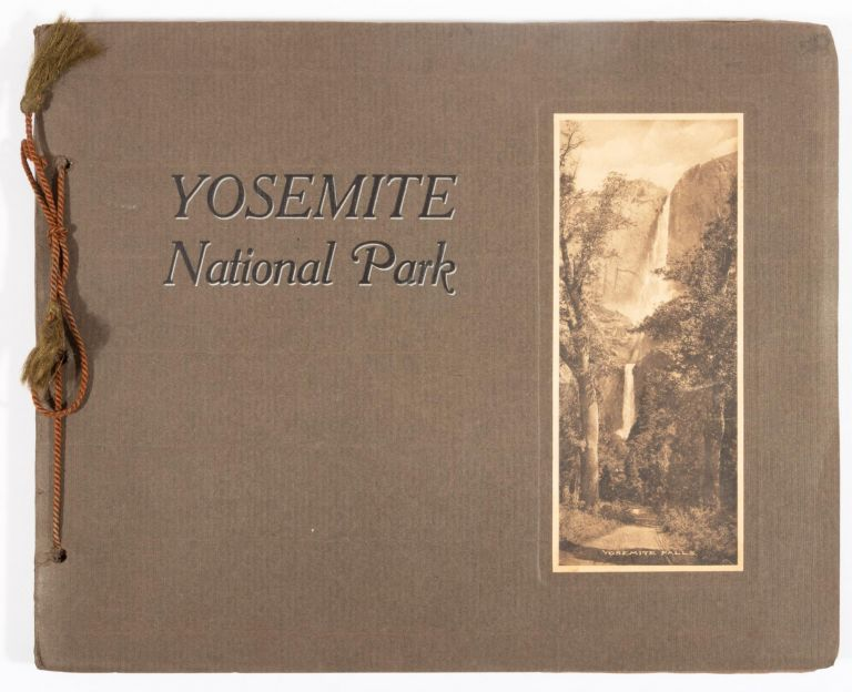 Yosemite National Park [cover title]. THE ALBERTYPE COMPANY.