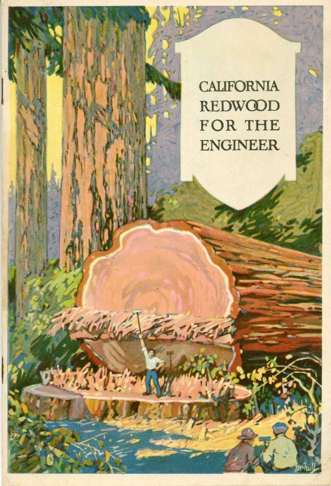 California redwood for the engineer. CALIFORNIA REDWOOD ASSOCIATION.