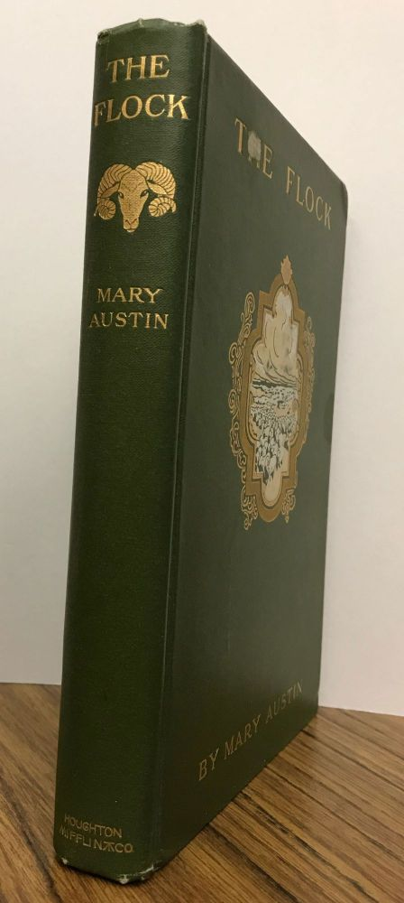 The flock by Mary Austin ... Illustrated by E. Boyd Smith. MARY AUSTIN.
