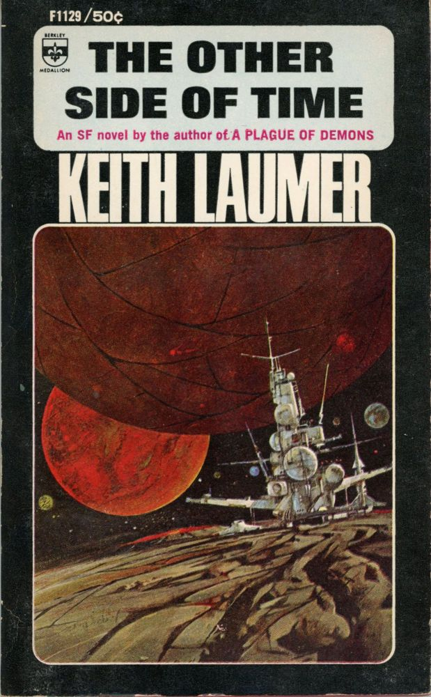 THE OTHER SIDE OF TIME. Keith Laumer.