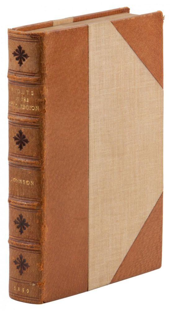 SIGHTS IN THE GOLD REGION, AND SCENES BY THE WAY. BY THEODORE T. JOHNSON. WITH NUMEROUS ILLUSTRATIONS ... SECOND EDITION -- REVISED AND ENLARGED. Theodore Taylor Johnson.