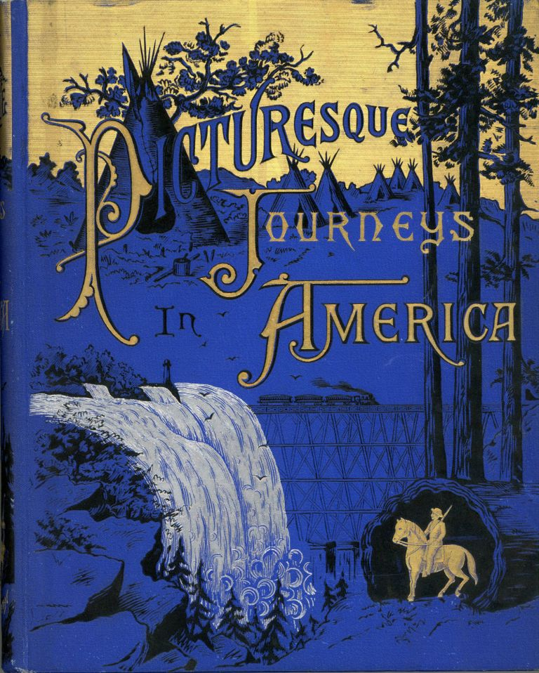 Picturesque journeys in America of the Junior Tourist Club. Edited by the Rev. Edward T. Bromfield. Profusely illustrated. EDWARD T. BROMFIELD.