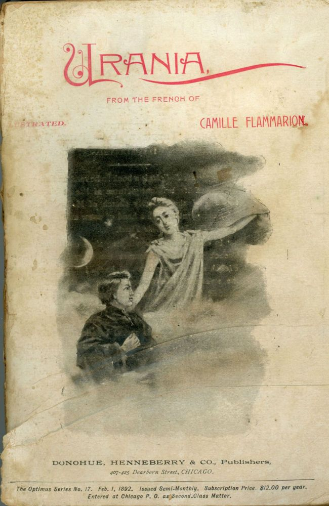 URANIA translated from the French by E. P. Robins. Camille Flammarion.