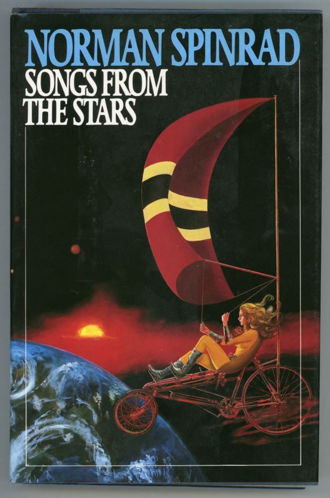 SONGS FROM THE STARS. Norman Spinrad.