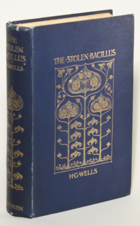 THE STOLEN BACILLUS AND OTHER INCIDENTS. Wells.