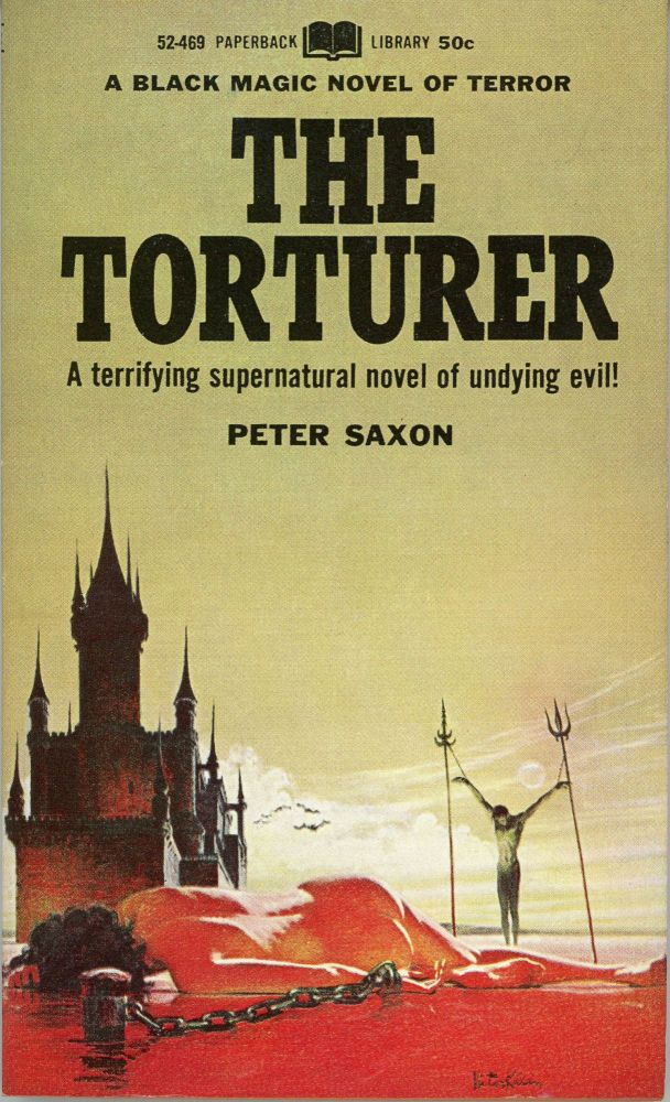 THE TORTURER. house pseudonym here, W. Howard Baker, Wilfred G. McNeilly.