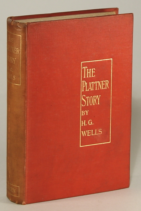 THE PLATTNER STORY AND OTHERS. Wells.