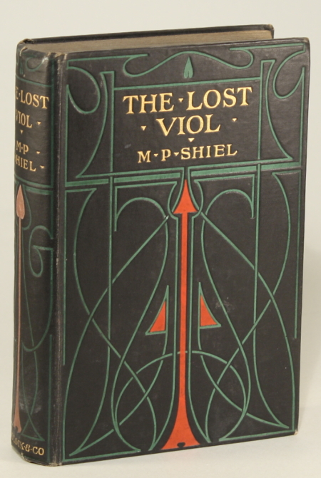 THE LOST VIOL. Shiel.