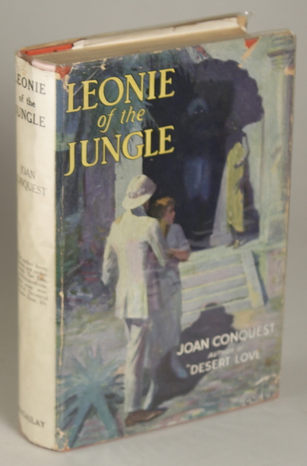 LEONIE OF THE JUNGLE. Joan Conquest, Mrs. Leonard Cooke.
