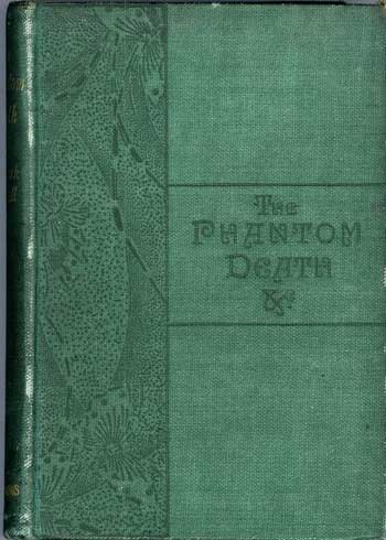 THE PHANTOM DEATH AND OTHER STORIES. Russell, Clark.