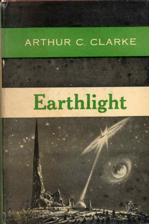 EARTHLIGHT. Arthur C. Clarke.
