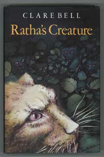 RATHA'S CREATURE. Clare Bell