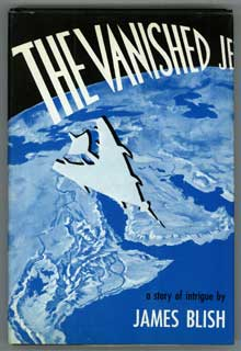 THE VANISHED JET. James Blish