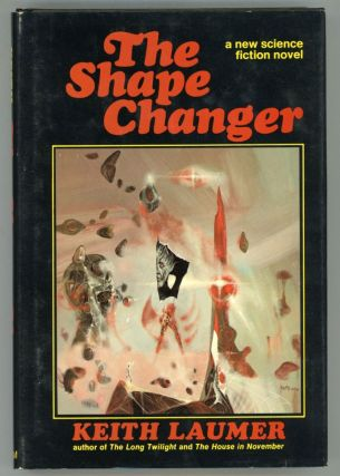 THE SHAPE CHANGER. Keith Laumer