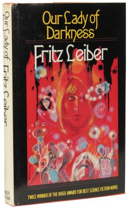 OUR LADY OF DARKNESS. Fritz Leiber