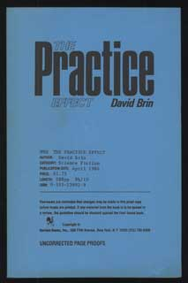 THE PRACTICE EFFECT. David Brin