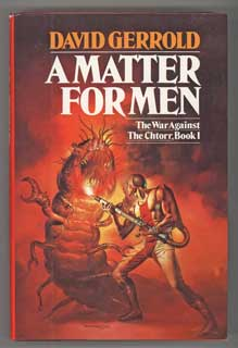 A MATTER FOR MEN. David Gerrold, Jerrold David Friedman