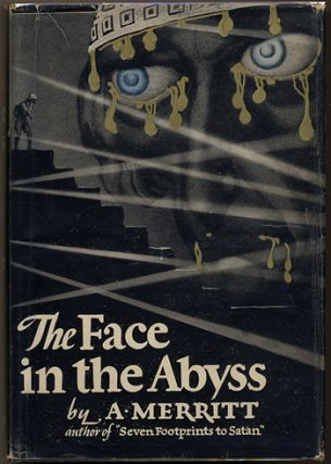 THE FACE IN THE ABYSS ...