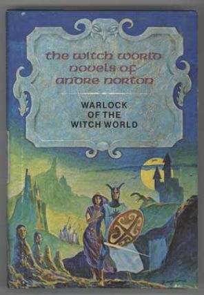 WARLOCK OF THE WITCH WORLD. Andre Norton.
