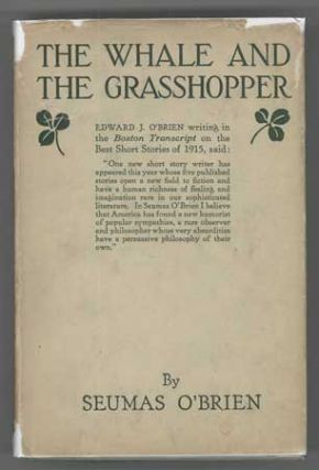 THE WHALE AND THE GRASSHOPPER AND OTHER FABLES. Seumas O'Brien