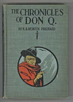 THE CHRONICLES OF DON Q. Prichard