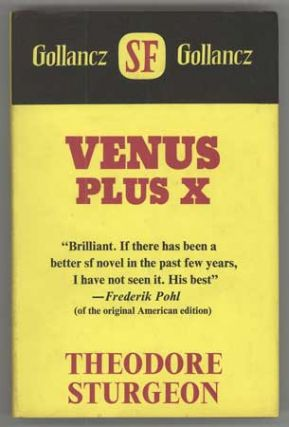 VENUS PLUS X. Theodore Sturgeon