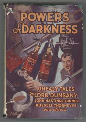 POWERS OF DARKNESS: A COLLECTION OF UNEASY TALES. Charles Lloyd Birkin
