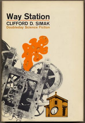 WAY STATION. Clifford Simak