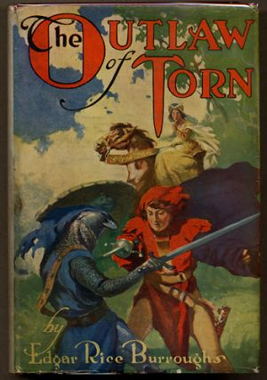 THE OUTLAW OF TORN.