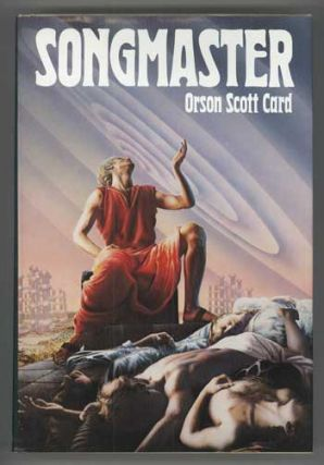 SONGMASTER. Orson Scott Card
