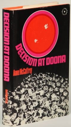 DECISION AT DOONA. Anne McCaffrey