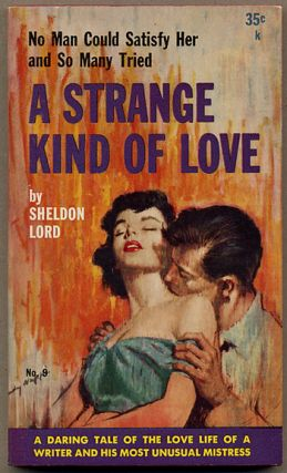 "A STRANGE KIND OF LOVE. Lawrence Block, ""Sheldon Lord."""