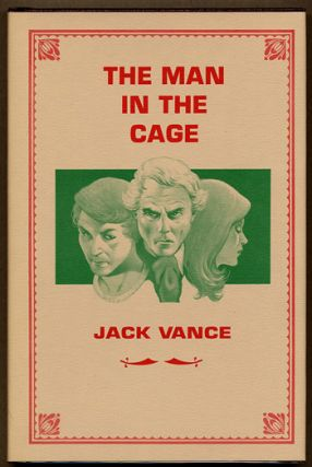 THE MAN IN THE CAGE. John Holbrook Vance