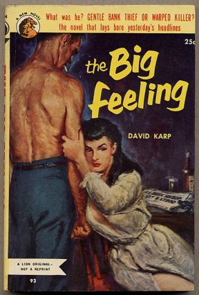 THE BIG FEELING. David Karp