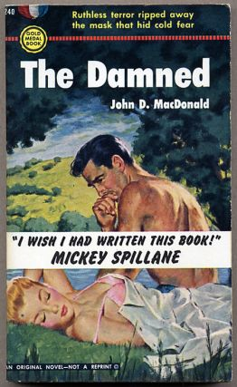 THE DAMNED. John D. MacDonald